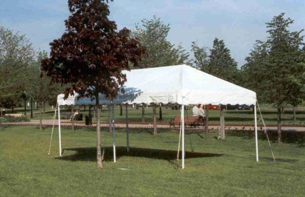 Party Tent 10 X 20 Canopy - White