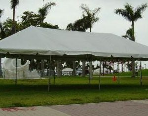 Party Tent 10 X 30 Canopy - White