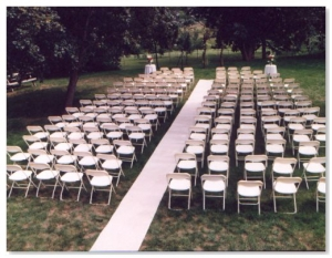 25 ft Aisle Runner