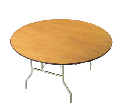72 inch Round Table