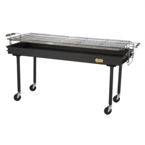 5 Ft Charcoal BBQ Grill