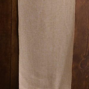 "Burlap Table-runner 12""x120"" (Vintage)"