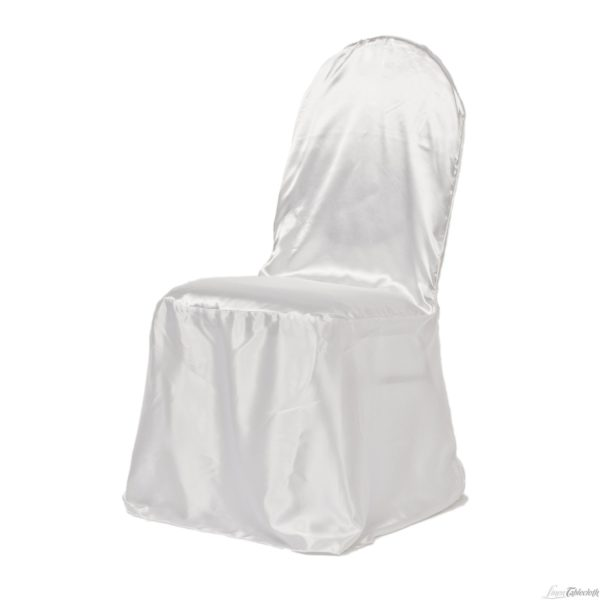 Satin Chair Cover WITHOUT Sash