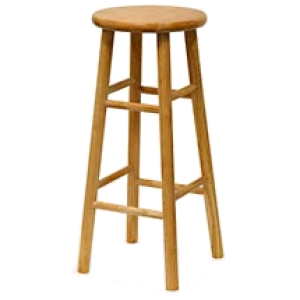 Bar Stool (30 in Height)