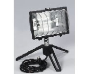 Flood light (quartz halogen, 1 head, ground)