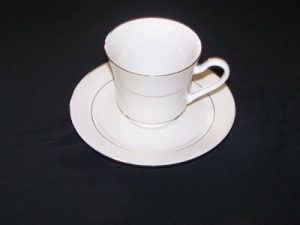 Gold Rim Coffee/Tea Cup