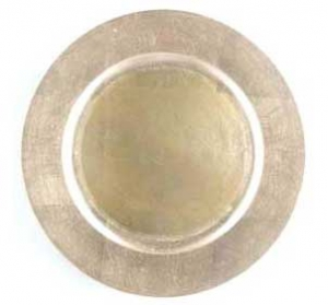 Charger Plate - Gold