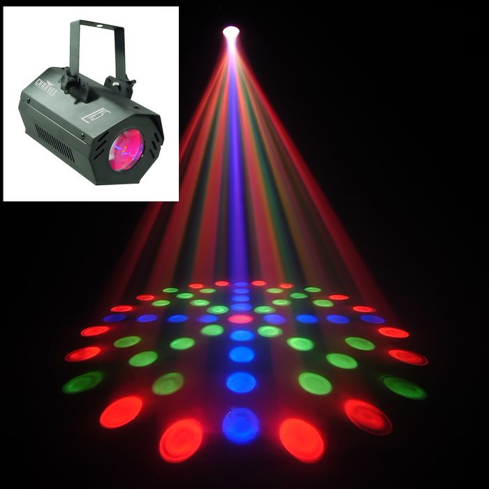 Moonflower Disco Light - Moves to Music!