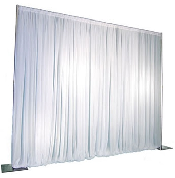 Pipe & Drape (8 ft height)