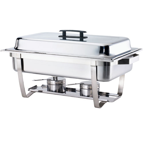 rectangular chafing dish 8 qt party rental san diego vista ca anar party rental. Black Bedroom Furniture Sets. Home Design Ideas