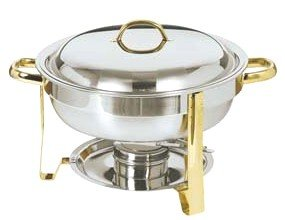 Round Chafing Dish - (3 qt.)